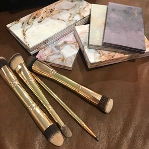 Maskcara LOT + brushes + compacts